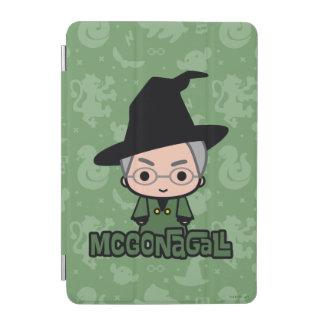Protection iPad Mini Art de personnage de dessin animé de professeur