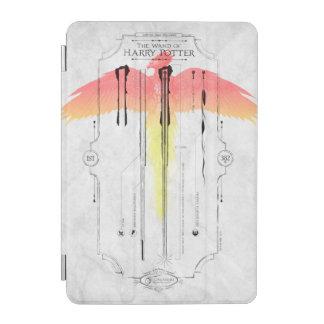 Protection iPad Mini Baguette magique Infographic du charme | Harry de
