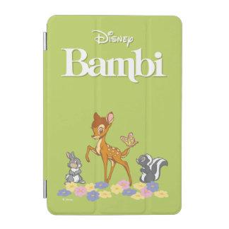 Protection iPad Mini Bambi et amis