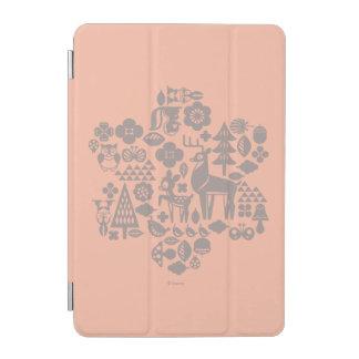 Protection iPad Mini Bambi et créatures de région boisée