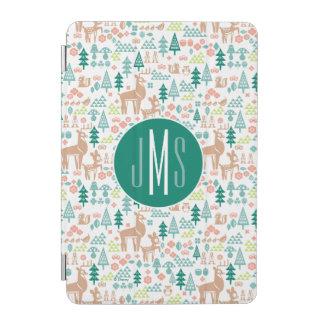 Protection iPad Mini Bambi et monogramme du motif | d'amis de région