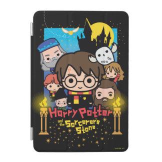 Protection iPad Mini Bande dessinée Harry Potter et la pierre du