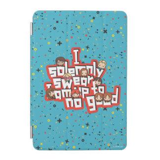 """Protection iPad Mini Bande dessinée """"je jure solennellement"""" le"""