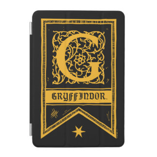 Protection iPad Mini Bannière de monogramme de Harry Potter |