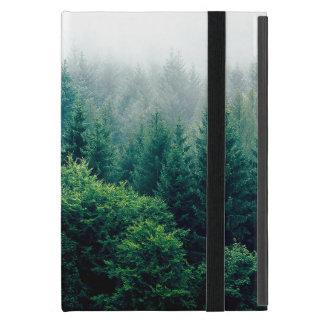 Protection iPad Mini Belle forêt verte sauvage et libre