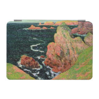 Protection iPad Mini Belle Ile de Claude Monet |
