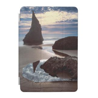 Protection iPad Mini Bord de la route Épine-Formé de roche de visage du