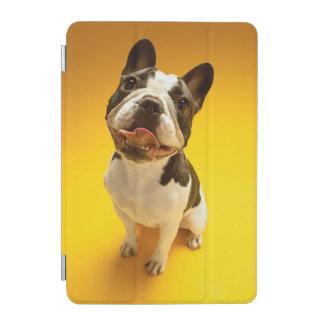 Protection iPad Mini Bouledogue français recherchant
