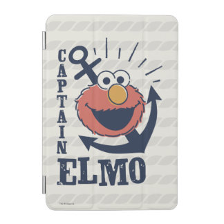 Protection iPad Mini Capitaine Elmo