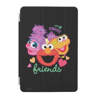 Protection iPad Mini Caractères doux de meilleurs amis