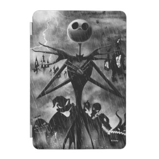 Protection iPad Mini Charme Ghostlike de Jack Skellington |