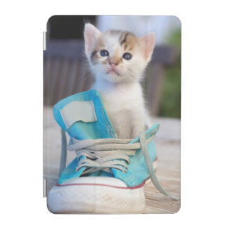 Protection iPad Mini Chaton dans une chaussure