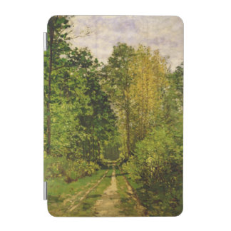 Protection iPad Mini Chemin boisé de Claude Monet |