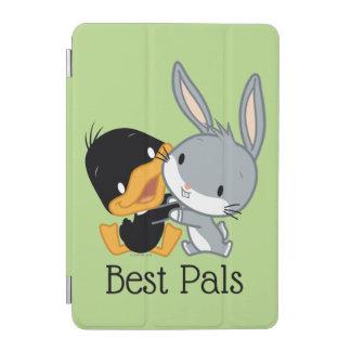 Protection iPad Mini Chibi DAFFY DUCK™ et ™ de BUGS BUNNY