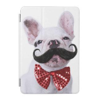 Protection iPad Mini Chiot de chien de Taureau de Français avec la