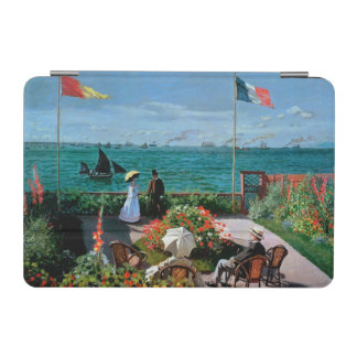 Protection iPad Mini Claude Monet | la terrasse chez Sainte-Adresse,