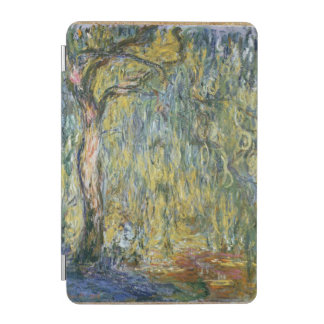 Protection iPad Mini Claude Monet | le grand saule chez Giverny, 1918