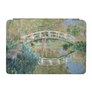 Protection iPad Mini Claude Monet | le pont japonais, Giverny