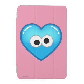 Protection iPad Mini Coeur de biscuit
