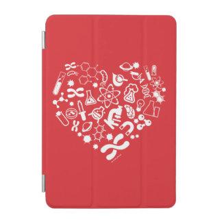 Protection iPad Mini Coeur de l'espace et de la Science