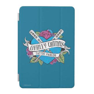 Protection iPad Mini Coeur de salon de tatouage du suicide peloton |