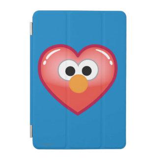 Protection iPad Mini Coeur d'Elmo