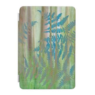 Protection iPad Mini Collage des fougères et de la forêt | Seabeck, WA