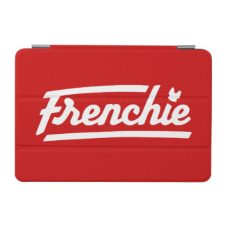 Protection iPad Mini Conception de Logotype de Frenchie