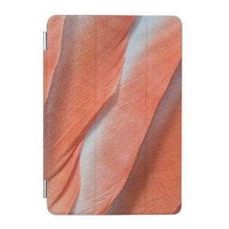 Protection iPad Mini Conception de plume de cacatoès rose