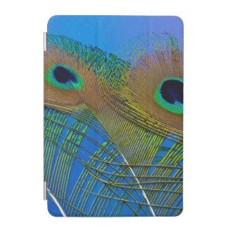 Protection iPad Mini Conception de plume de paon