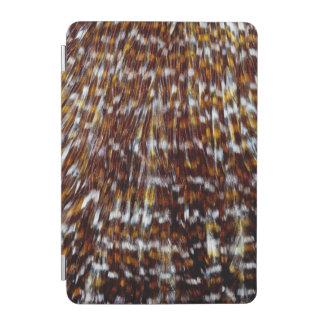 Protection iPad Mini Conception de plume de plume de cou