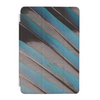Protection iPad Mini Conception diagonale de plume d'aile