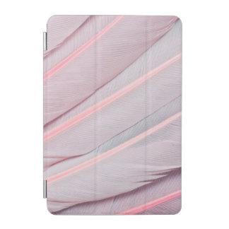 Protection iPad Mini Conception rose de Feahter de spatule rose