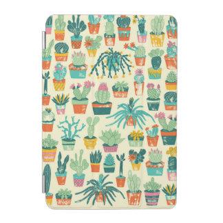 Protection iPad Mini Couverture d'iPad de motif de fleur de cactus mini