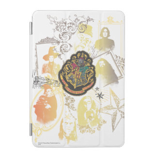 Protection iPad Mini Crête colorée de Harry Potter | Hogwarts