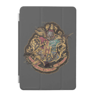 Protection iPad Mini Crête vintage de Harry Potter | Hogwarts