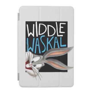 Protection iPad Mini ™ de BUGS BUNNY - Widdle Waskal