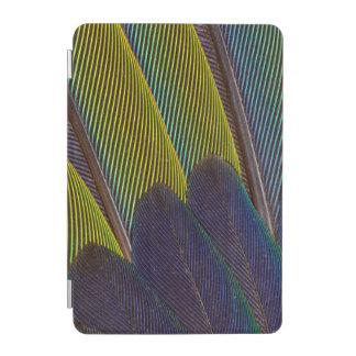 Protection iPad Mini Détail de plume de Jenday Conure