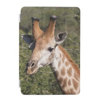 Protection iPad Mini Détail principal de girafe