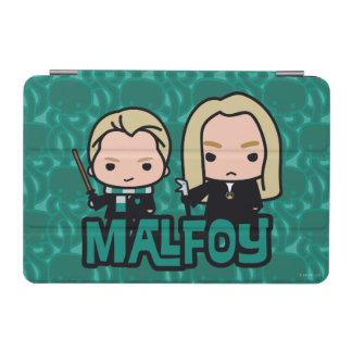 Protection iPad Mini Draco de bande dessinée et art de caractère de