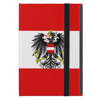 Protection iPad Mini Drapeau autrichien