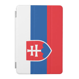 Protection iPad Mini Drapeau de la Slovaquie