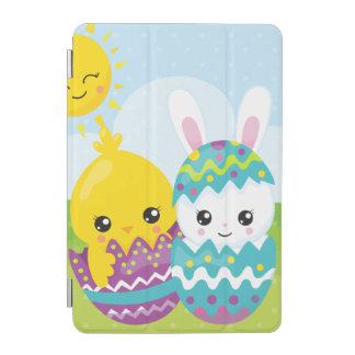 Protection iPad Mini Duo mignon de Pâques