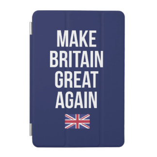 Protection iPad Mini Faites à la Grande-Bretagne le grand encore