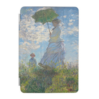 Protection iPad Mini Femme de Claude Monet | avec un parasol