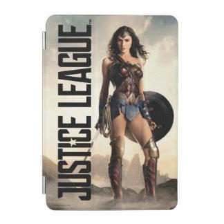 Protection iPad Mini Femme de merveille de la ligue de justice | sur le