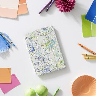 Protection iPad Mini Fleur bleue de Bohème