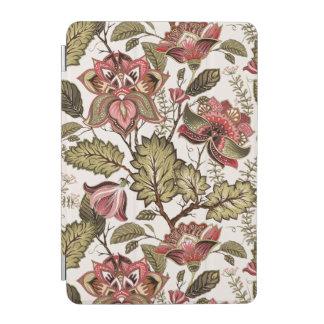 Protection iPad Mini Fleur vintage rustique de Paisley sur l'arrière -