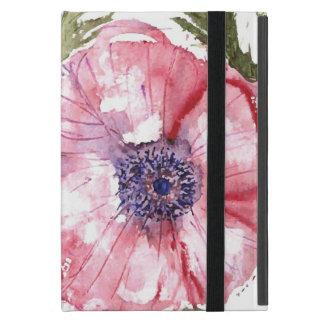 Protection iPad Mini Fleurs d'aquarelle