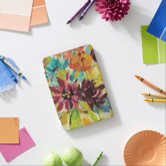 Protection iPad Mini Fleurs de joie d'automne